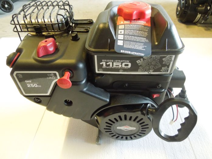 Briggs & Stratton 8,5 PS OHV Motor