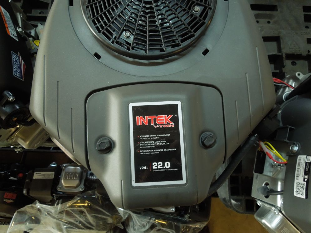 Briggs & Stratton Intek 22 PS 2 Zylinder OHV Motor 28,6mm