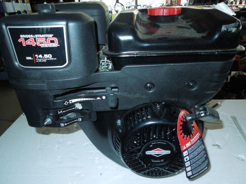 Briggs & Stratton 10 PS OHV Motor