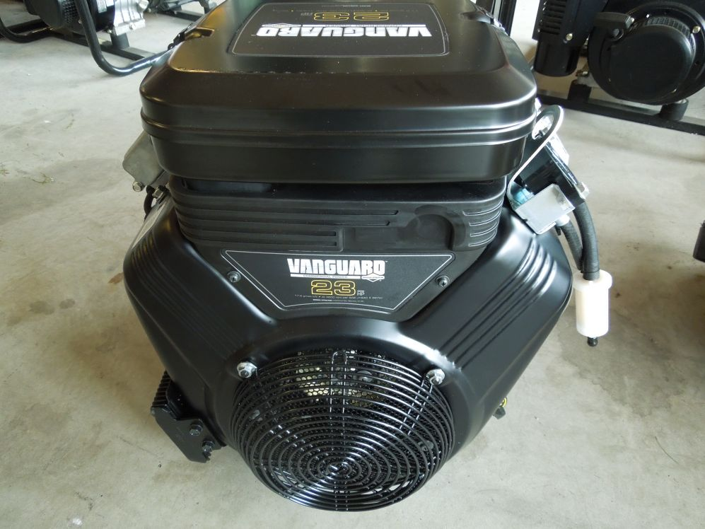 Briggs & Stratton Vanguard 23 PS 2 Zylinder OHV Motor 28,6mm