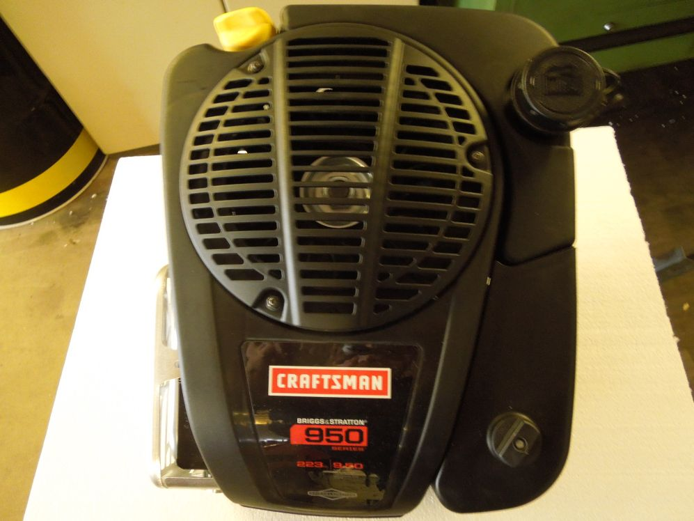 Briggs & Stratton 950 Serie 7,5 PS 22,2/46
