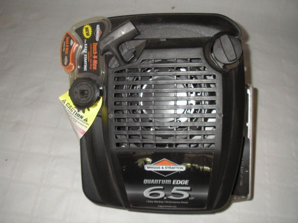 Briggs & Stratton 6,5 PS Edge Motor