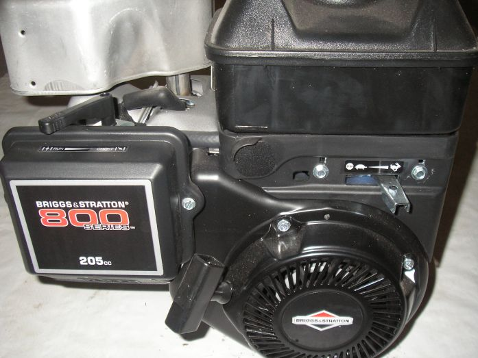 Briggs & Stratton 6,5 PS Motor